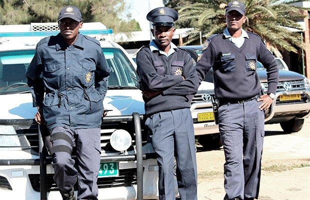 namibia-police
