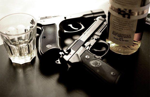 Влияние алкоголизма на преступность