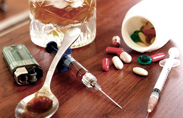 Наркологические заболевания