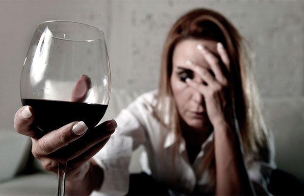 Заболевания от алкоголизма